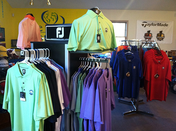 Pro Shop at Clear Creek